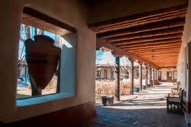 Old Santa Fe Trail Building
