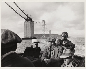 What is the best way to honor the workers who made the original San Francisco-Oakland Bay Bridge?