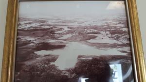 Aerial View of the Auburn/Lewiston Municipal Airport - Auburn ME