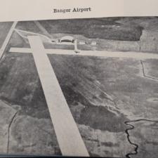 Bangor Airport1935