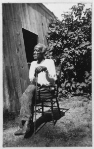 Martin Jackson, of San Antonio: Interviewed in 1937, his memories of life under slavery were preserved in the WPA Slave Narratives.