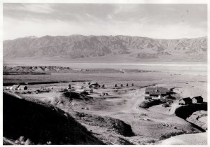 Death Valley, CCC Camp