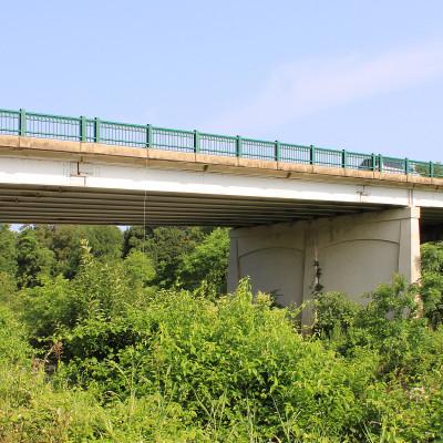 South San Gabriel River Bridge