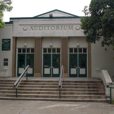 Sonora Union High School Auditorium
