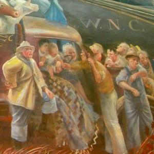 """Wendell Jones, """"Farmer Family"""" (Treasure Section, 1940)"""