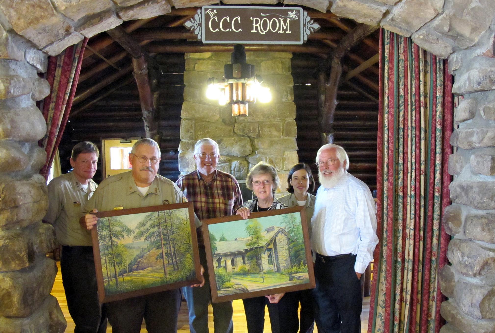 CCC Art | Living New Deal