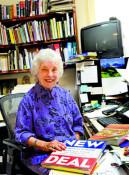 New Deal activist Kathy Flynn