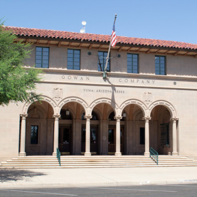 Former Yuma post office