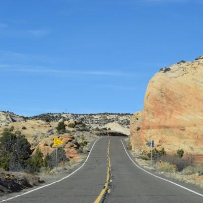 Escalante-Boulder Road - Boulder UT