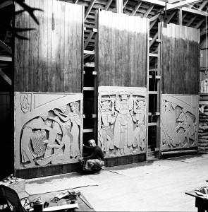 Jo Mora in Studio: