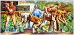 "Help commemorate ""Grape Pickers"" (WPA, 1942)"