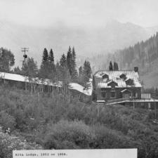 Alta Lodge c 1953 - Alta UT