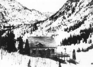 Alta Lodge c 1940 - Alta UT