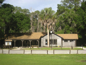 CCC museum at Highlands Hammock SP