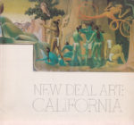 Catalogue from 1976 Exhibition on New Deal Art in California