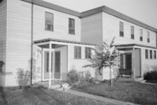 Apartment Houses at Greenhills, 1939