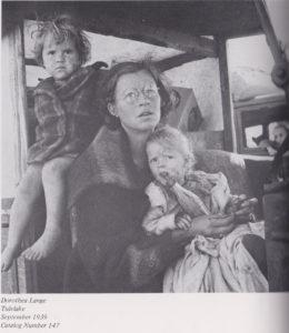 Dorothea Lange, Tulelake, September 1939