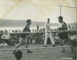 Boxing at the CCC Carnival