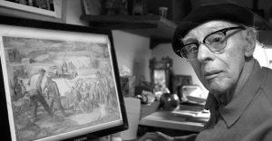 CCC and WPA artist Frank Cassara