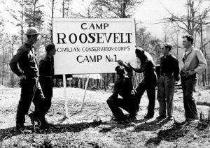CCC Camp Roosevelt