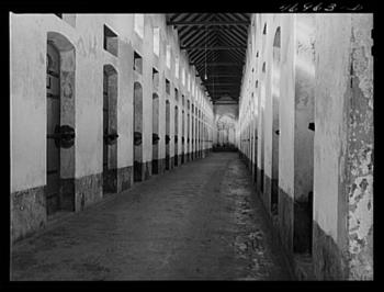 Richmond Penitentiary Repairs – Christiansted, St. Croix VI