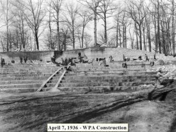 Ottawa Park Amphitheater – Toledo OH