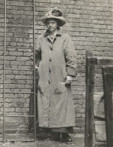 Frances Perkins, Factory inspector, 1911