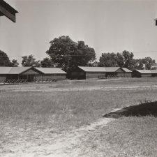 WPA-built dormitories at the Bald Eagle Hill Children's Health Camp -Washington DC