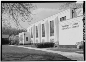 Greenbelt Elementary School, 1937