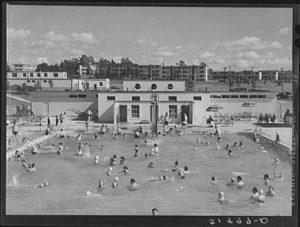 Greenbelt Pool, 1939