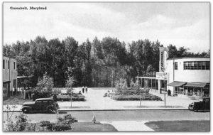 Postcard, 1938