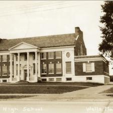 PWA high school 1937, Wells ME