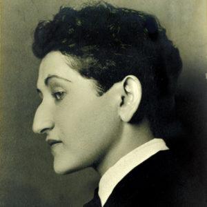 Portrait of Anita Brenner