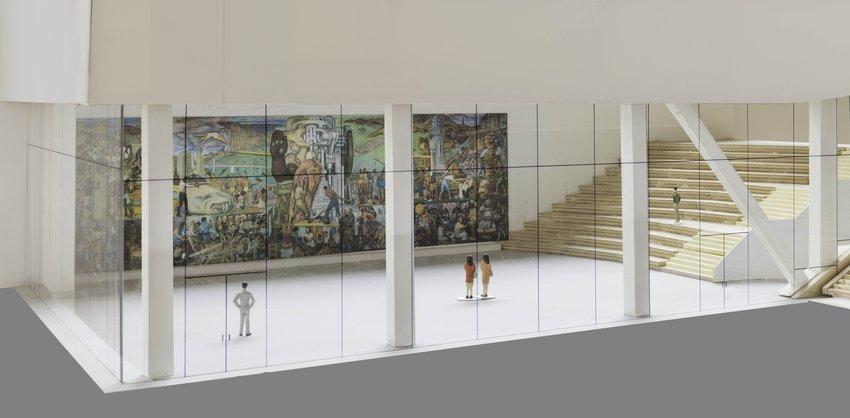 Rivera Masterpiece to SFMOMA for 2020 Retrospective | Living