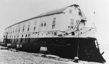 USS Illinois Improvements – New York NY