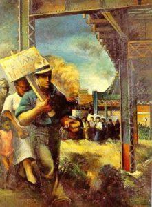 We Demand, 1934 by Joe Jones