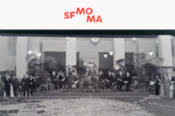 Gray Brechin at SFMOMA
