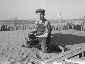 Tenant farmer, Tennessee, 1937