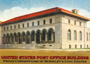 Berkeley's historic Post Office
