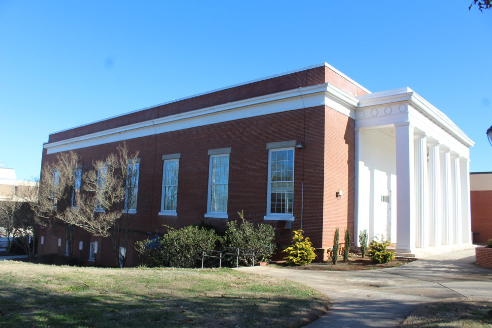 West Georgia College >> West Georgia College Auditorium And Dining Hall Now