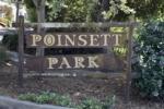 Poinsett Park sign - El Cerrito CA