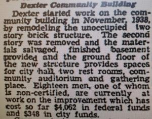 Dallas County News, Adel, Iowa, May 10, 1939