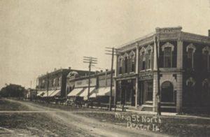 Main Street, Dexter, Iowa