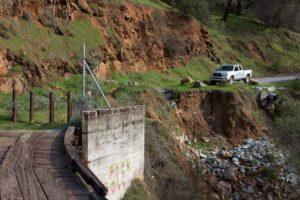 Ponderosa Way, North fork of the Mokelumne River, Amador and Calaveras Counties, California.