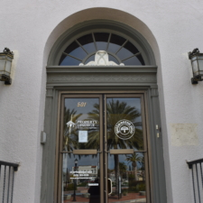 Entrance,Former Post Office - Pittsburg CA