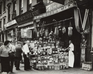 1st Avenue Market, Manhattan, ca. 1937
