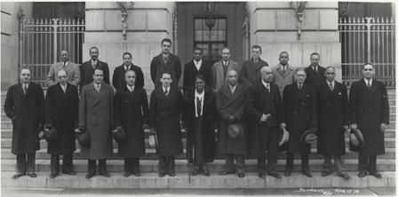 """FDR's """" Black Cabinet"""""""