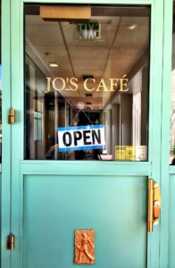 Jo's Café. A popular addition to Monterey County's New Deal Courthouse building