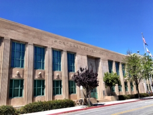 Monterey County Courthouse building, Salinas, California