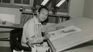 WPA artist Tyrus Wong